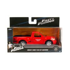 Amazon.com: Fast & Furious Collectors Series Brian's Ford F-150 SVT ... Furious 7 Features An Offroad Dodge Charger And Its Wicked Awesome Gmp Fast 118 Scale Doms 1970 Plymouth Road Runner Are You And Enough To Buy This 67 Chevy C10 Truck Chevrolet Custom 4 The The What Do Stars Drive In Real Life Autotraderca Photo Gallery Killer Movie Clip Brian Dominic 1967 Seen At Begning Of Fur Flickr Tandem Wheels Pinterest Tandem Cars Vehicle Mattracks Fate News Quick Truck Question Grassroots Motsports Forum
