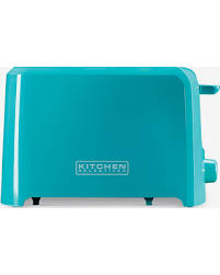 Kitchen Selectives Turquoise Toaster