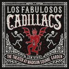 Album En Vivo en The Theater at Madison Square Garden de Los
