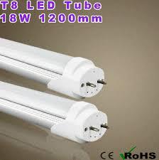 10 pcs led pipe brightest 18 watt 4 foot t8 led light