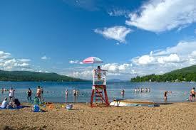 100 Million Dollar Beach Is One Of Americas 8 Best Lakeside Es