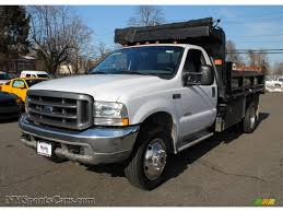2003 Ford F550 Super Duty XL Crew Cab Dump Truck In Oxford White ... 2006 Ford F550 Dump Truck Item Da1091 Sold August 2 Veh Ford Dump Trucks For Sale Truck N Trailer Magazine In Missouri Used On 2012 Black Super Duty Xl Supercab 4x4 For Mansas Va Fantastic Ford 2003 Wplow Tailgate Spreader Online For Sale 2011 Drw Dump Truck Only 1k Miles Stk 2008 Regular Cab In 11 73l Diesel Auto Ss Body Plow Big Yellow With Values Together 1999