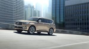 2018 Infiniti QX80 SUV Gets A Refresh Inside And Out, But Not A ... 2019 Finiti Qx80 Suv Photos And Videos Usa Nikeairxshoimages Infiniti Suv 2013 Images 2017 Qx60 Reviews Rating Motor Trend Of Lexington Serving Louisville Customers 2005 Qx56 Overview Cargurus 2014 Review Ratings Specs Prices The Hybrid Luxury Crossover At Ny Auto Show First Test Photo Image Gallery Used Awd 4dr At Dave Delaneys Columbia 2015 Limited Exterior Interior Walkaround Wikipedia