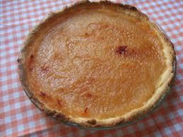 dessert a base de compote de pommes tarte à la compote de pommes le de lacigognetoquee