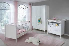 babyzimmer komplettset westerland set 3 tlg bett wickelkommode 3 trg schrank