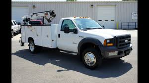 2005 FORD F-450 MECHANICS TRUCK UTILITY TRUCK SERVICE TRUCK FOR SALE ...