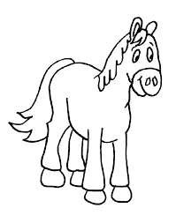 Free Printable Realistic Horse Coloring Pages Horses For Adults Advance