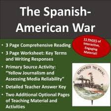 1898 the spanish american war on april 25 1898 the united