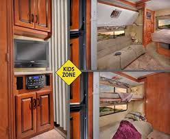 Class C Motorhome With Bunk Beds by Roaming Times Rv News And Overviews