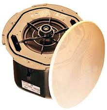 toa f2852c2 ceiling speaker 6 5 w tile bridge priced as each sold