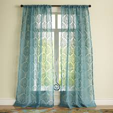 Pier 1 Imports Curtain Rods by Peacock Burnout Curtain Pier 1 Imports Case Alicia Pinterest