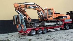 100 Rc Trucks For Sale RC Volvo Truck Transports Excavator RC