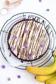 einfacher schoko bananen kuchen mein naschglück