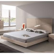 Modloft Worth Bed by Weathered Oak Platform Bed Wayfair