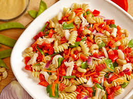 Lunch Box Ideas Chicken And Pea Pasta Salad