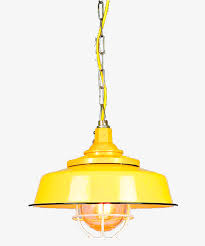 Yellow Ceiling Lamp Simple Design Of Lantern A Chandelier PNG Image