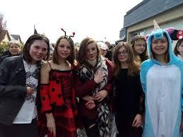 carnaval au collège collège jean de la varende