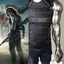 Image Is Loading Captain America3 Civil War Winter Soldier Bucky Barnes