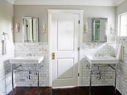Bathroom Beadboard Wainscoting Ideas by Powder Room With Beadboard Wainscot Paneling In Bathroom Tsc