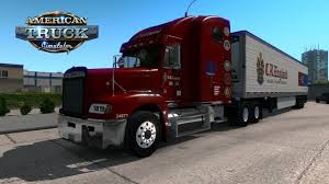 American Truck Simulator | CR England Freightliner FLD | ATS Truck ... Skin C R England For A Truck Peterbilt 579 American Truck Cr Advanced Traing Youtube Stuck On His Landing Gear Pads Supervisor Gonzales Toured The New Trucking Fac Flickr Cr England Com Akbagreenwco Freightliner Cascadia 55424 Engl Women Could Be Key To Solving Driver Shortage Wpxi Trailer Transport Express Freight Logistic Diesel Mack On Twitter Classic Trucker