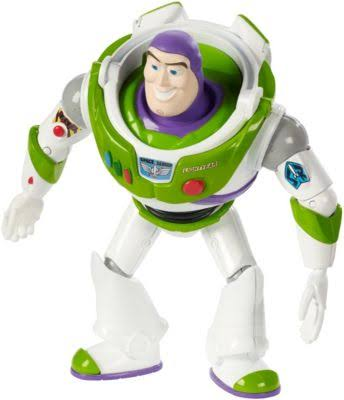 Mattel Disney Pixar Toy Story Buzz Lightyear Figure Toy