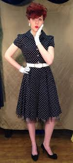 Best I Love Lucy Costume 1950s Ideas 50s