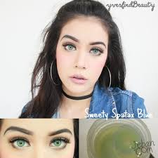 Buy Coloured Contact Lens Online