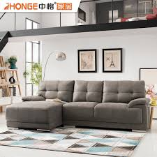 100 Sofa Living Room Modern Small Size L Shaped 3 Seater Contemporary Fabric Corner