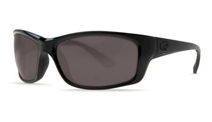 Costa Del Mar Jose Sunglasses Blackout - Gray 580P