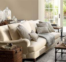 Pottery Barn Style Living Room Ideas by Best 25 Pottery Barn Sofa Ideas On Pinterest Living Room
