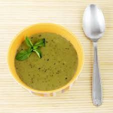 cuisiner l oseille soupe à l oseille une recette facile et rapide