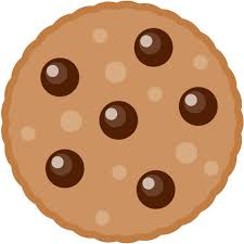 Drawn cookie chocolate chip cookie 10