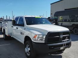 DODGE SERVICE - UTILITY TRUCK FOR SALE | #1518