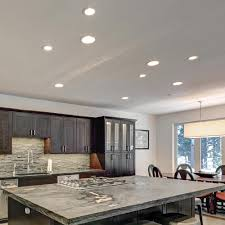 3 set led recessed lighting for the living room