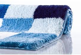 kleine wolke badteppich caro royalblau badteppiche bei tepgo