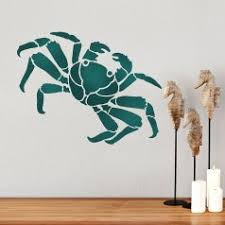 Extremely Creative Stencil Art For Walls Plus Crafty Ideas Wall Home Designing Smartness Nice Design Motif Fun Ornamental Flower DIY Designs Large