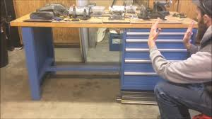 Used Vidmar Cabinets Minnesota by Lista Workbench For Lista Automotive Service Workbench Solutions