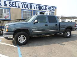 100 Truck For Sell For Sale 2006 Chevrolet Silverado LT 2500 HD Crew Cab Duramax