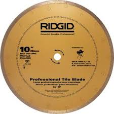 Rigid 7 Tile Saw R4020 by Ridgid Replacement Submersible Water Pump For Ridgid Tile Saws