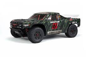 100 Best Rc Stadium Truck ARRMA SENTON BLX 110 Scale 4WD RC Short Course Designed Fast