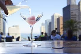 Beer gardens rooftop bars and outdoor dining spots in Chicago