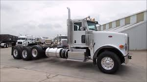 Used Peterbilt 367 Tri Axle Heavy Haul For Sale|Porter Truck Sales ...
