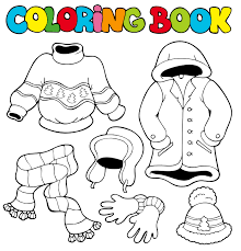 Ideas Collection Printable Summer Clothes Coloring Pages About