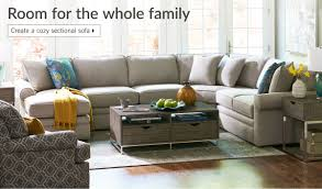 Room For The Whole Family Create A Cozy Sectional Sofa