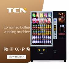 China Commercial Coffee Vending Machine Manufacturers Suppliers