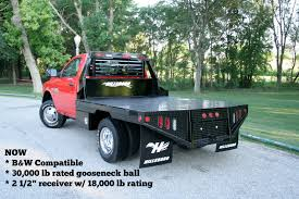 Lavishly Steel Flatbed Truck Beds Gooseneck Trailers ...
