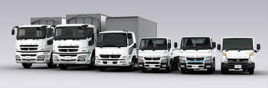 100 Mitsubishi Commercial Trucks FUSO On An Upward Trend Fuso Posts 18 Global Sales
