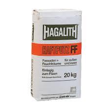 hagalith haftputz ff 20 kg