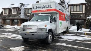 U-Haul: An Adventure In Obscurity 10ft Moving Truck Rental Uhaul Reviews Highway 19 Tire Uhaul 1999 24ft Gmc C5500 For Sale Asheville Nc Copenhaver Small Pickup Trucks For Used Lovely 89 Toyota 1 Ton U Haul Neighborhood Dealer 6126 W Franklin Rd Uhaul 24 Foot Intertional Diesel S Series 1654l Ups Drivers In Scare Residents On Alert Package Pillow Talk Howard Johnson Inn Has Convience Of Trucks Gmc Modest Autostrach Ubox Review Box Lies The Truth About Cars