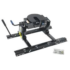 Pro Series 15K 5th Wheel Hitch With Kwik-Slide - Cequent 30129 ...